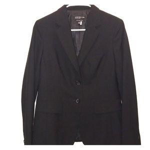 Black Stretch Blazer by Jones NY collection